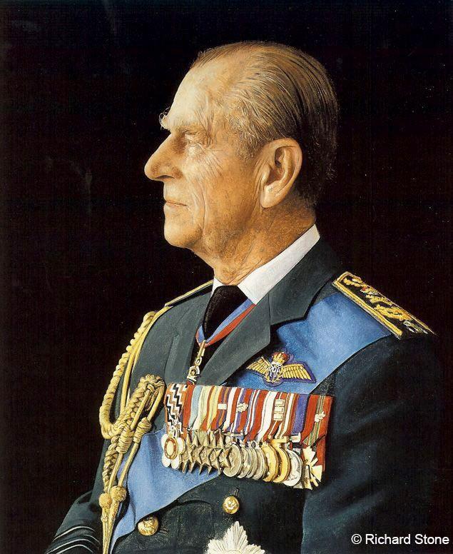 Le duc d'Edimbourg - 2002