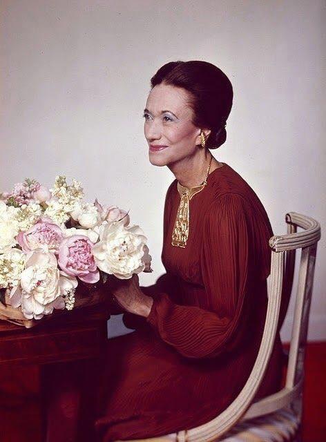 Wallis Simpson - 1972