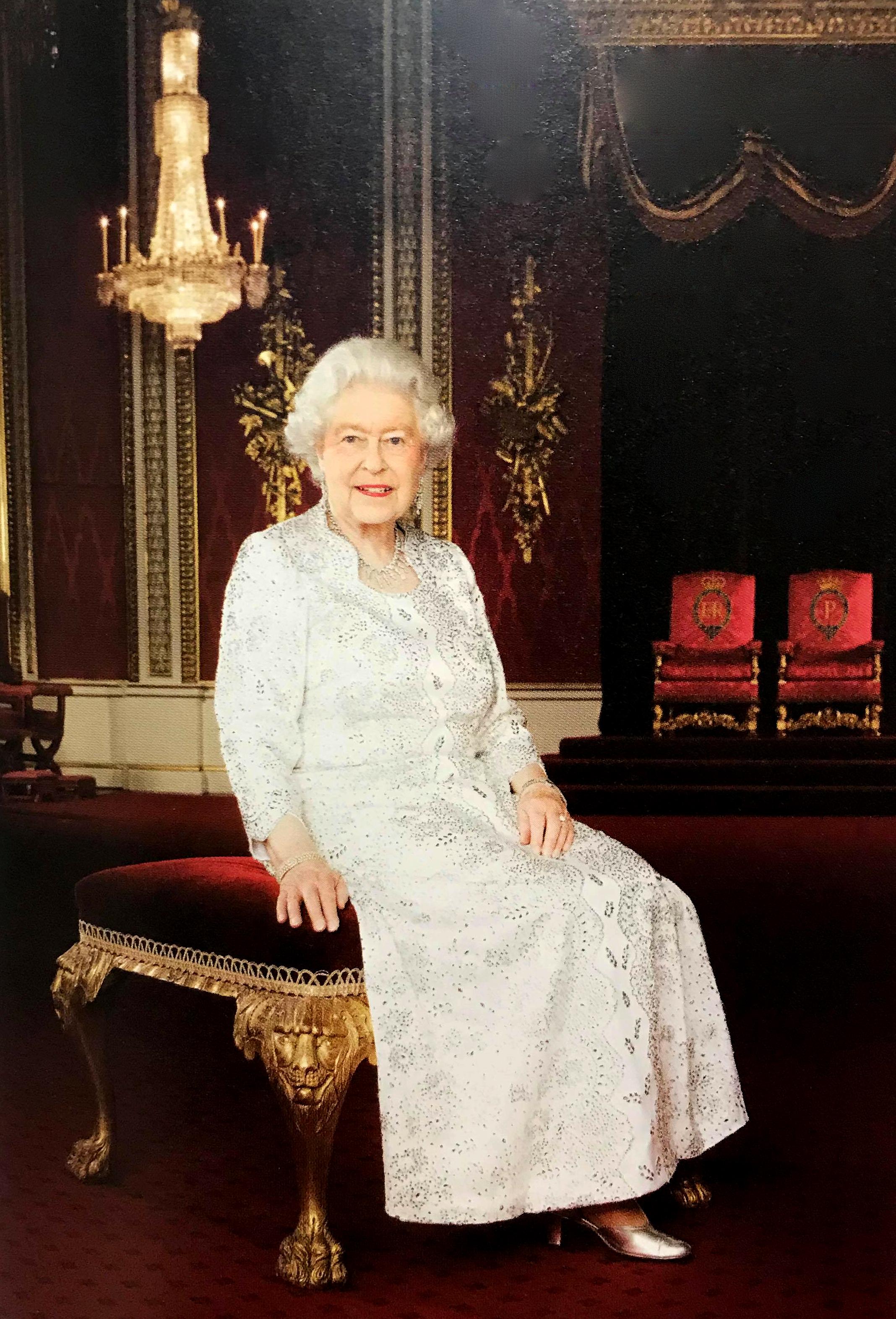 Elizabeth II - 2019
