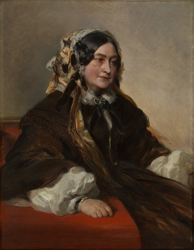 Duchesse de Kent - 1861