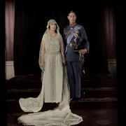 Mariage de George VI et Elizabeth Bowes Lyon