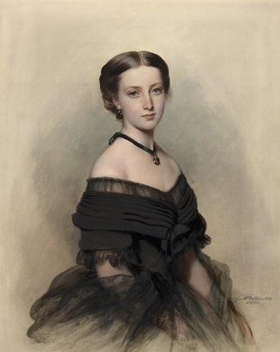 Princesse Hélène - 1861