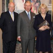 Prince Charles, la duchesse de Cornouailles, Richard Stone