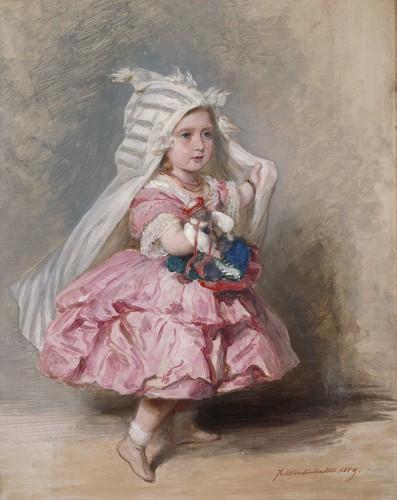 Princesse Beatrice - 1859
