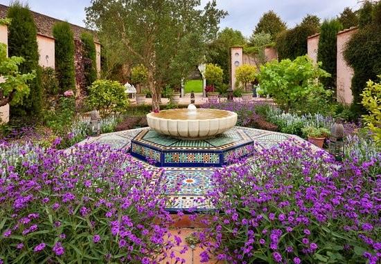 Jardins de Highgrove House
