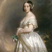 Reine Victoria (première version) - 1842