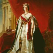 Reine Victoria - 1843