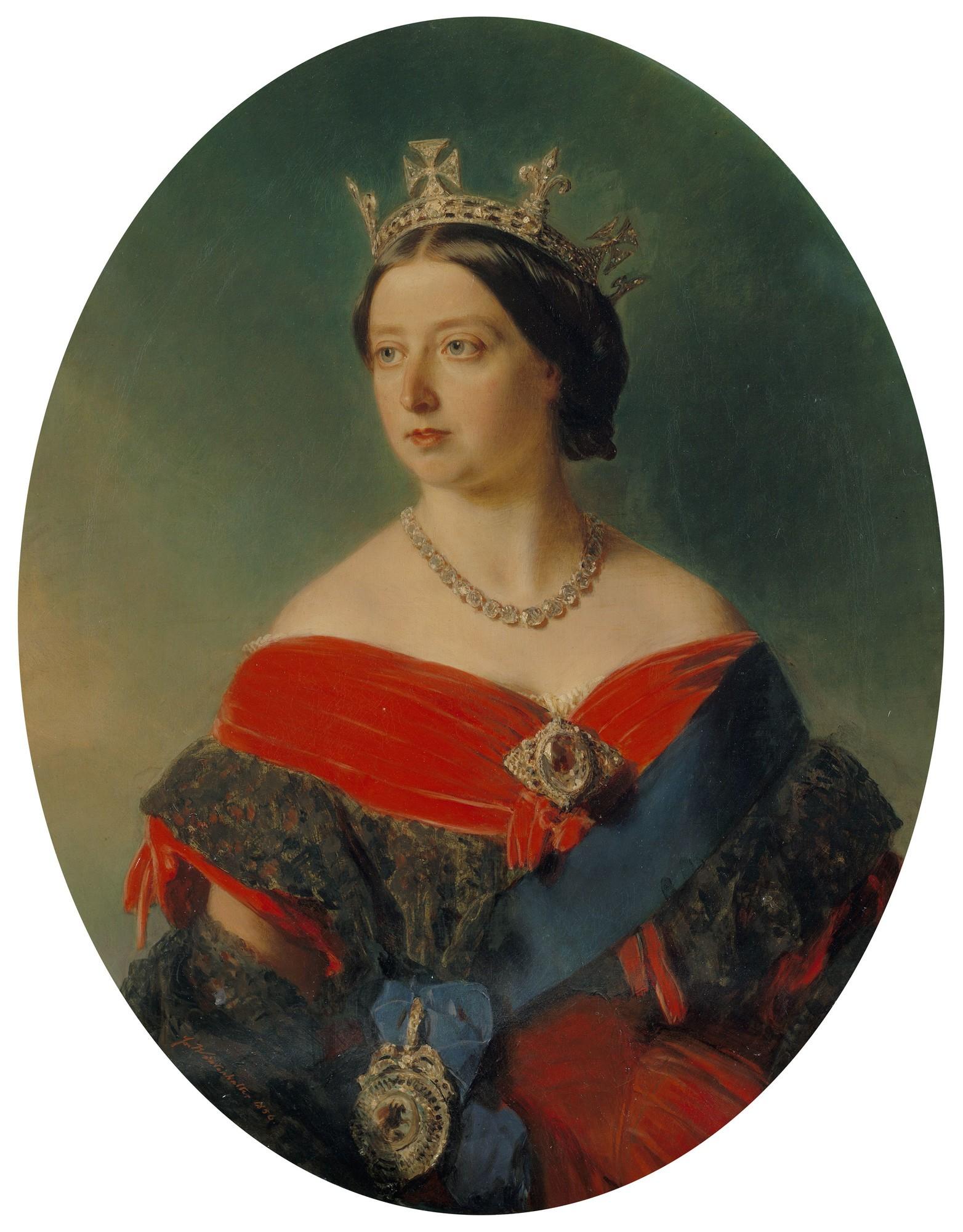 Reine Victoria - 1856