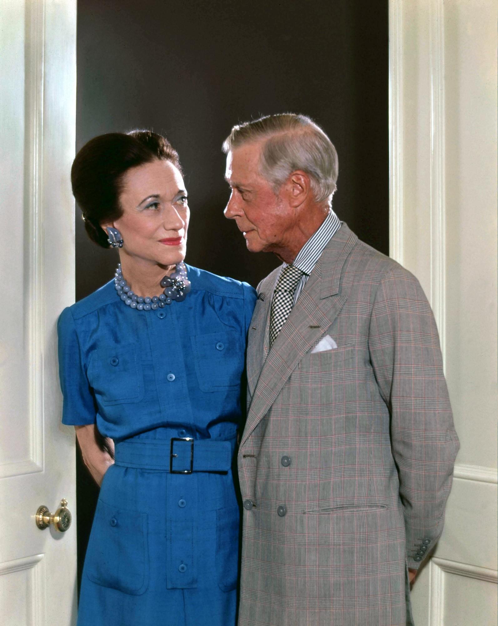 Duc et duchesse de Windsor - 1972