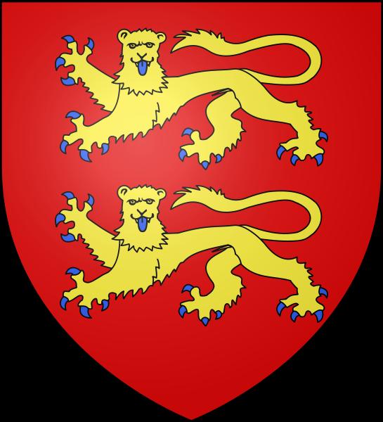 545px blason duche fr normandie