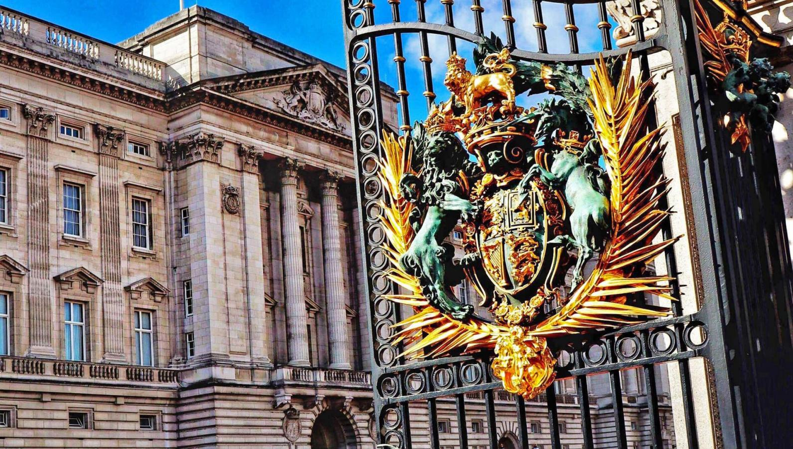 Buckingham Palace - par Marine Guillot