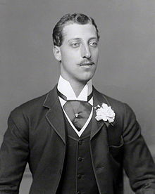 Albert victor late 1880s
