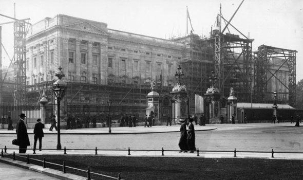 Buckingham palace 437084