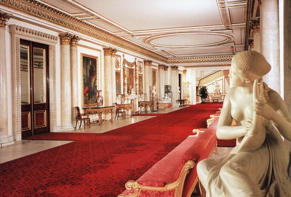 Buckingham palace tours 2