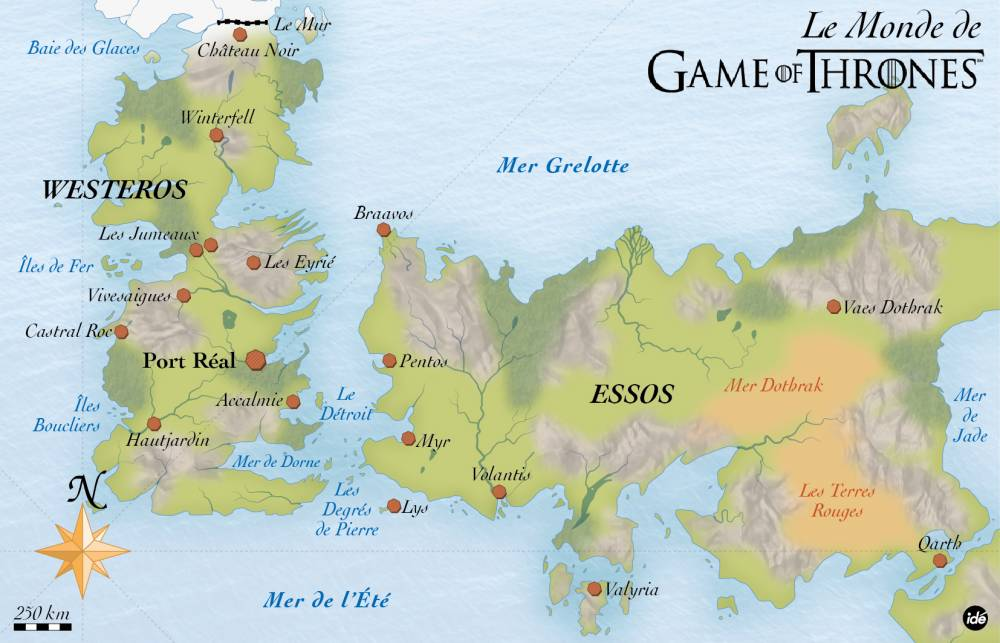 Carte game of thrones 2