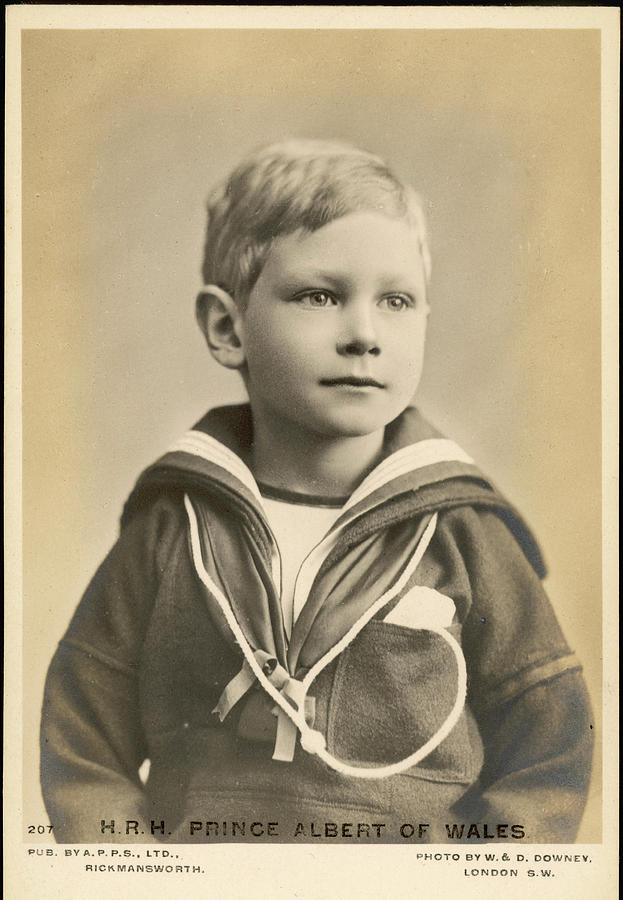George vi 1895 1952 when a child mary evans picture library