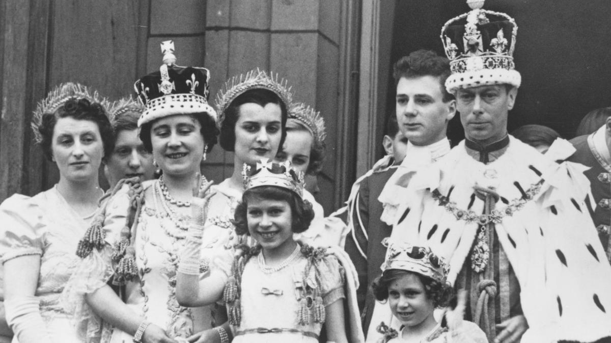 George vi becoming king