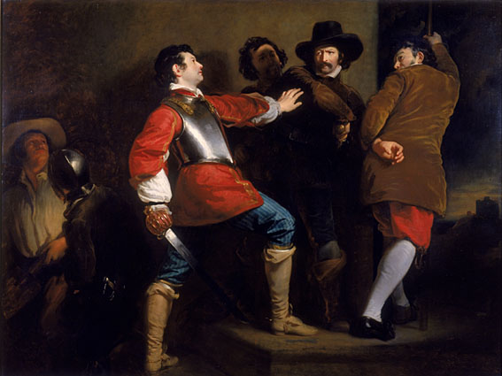 Guy fawkes henry perronet briggs
