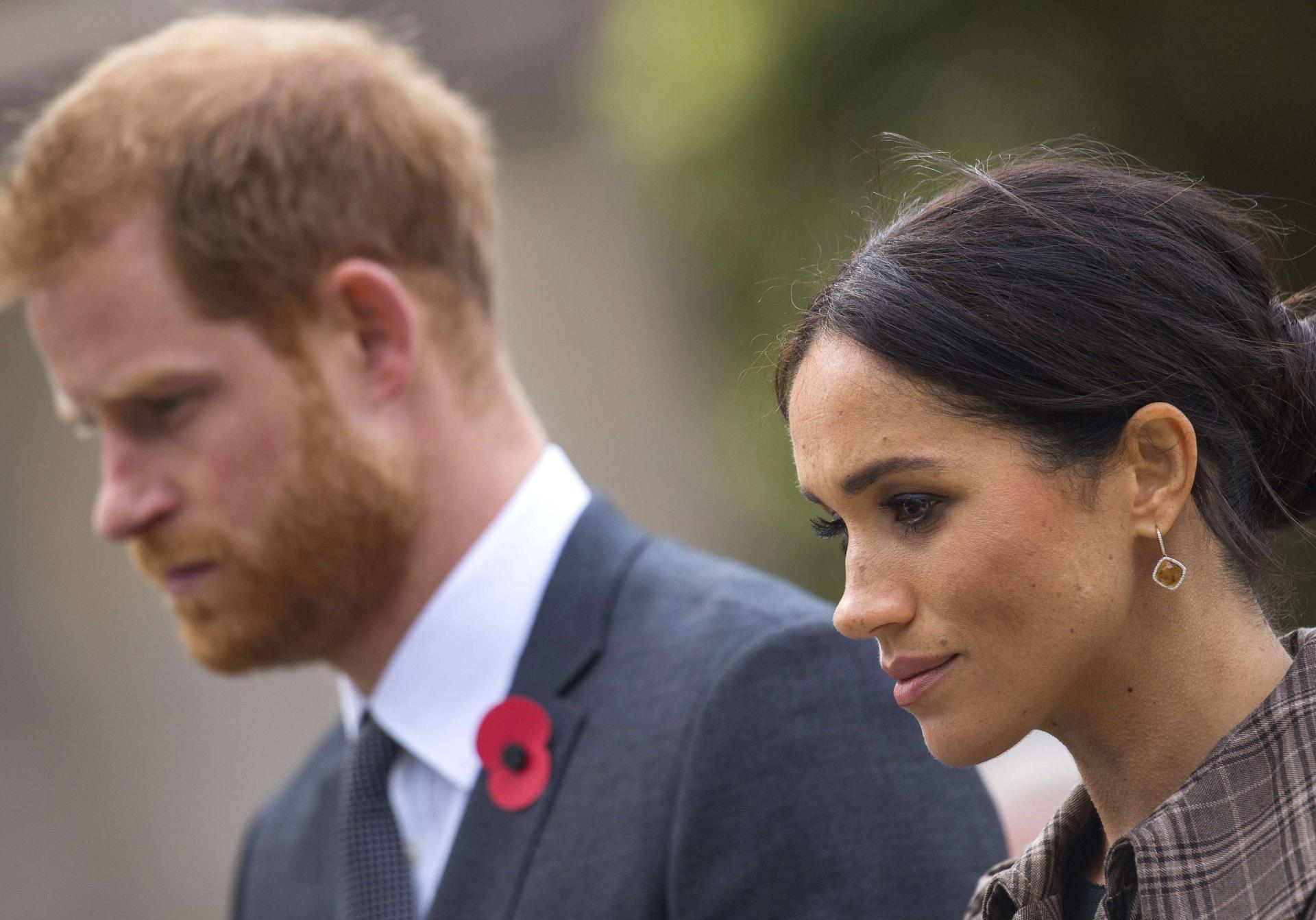Meghan markle et le prince harry ingerables ces nombreux proches qui leur ont tourne le dos