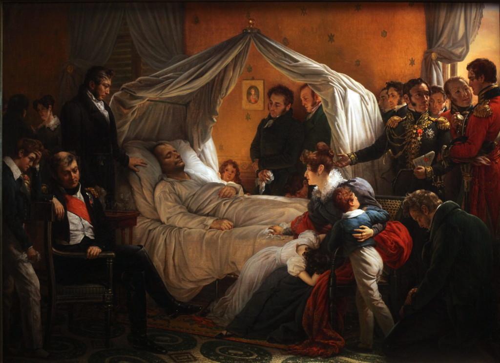 Napoleon death charles von steuben img 1512 1024x743
