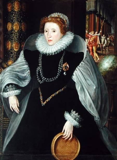 Portrait queen elizabeth 1533 hi