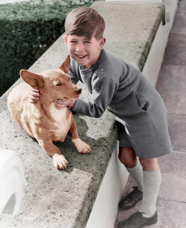 Prince charles childhood ss05