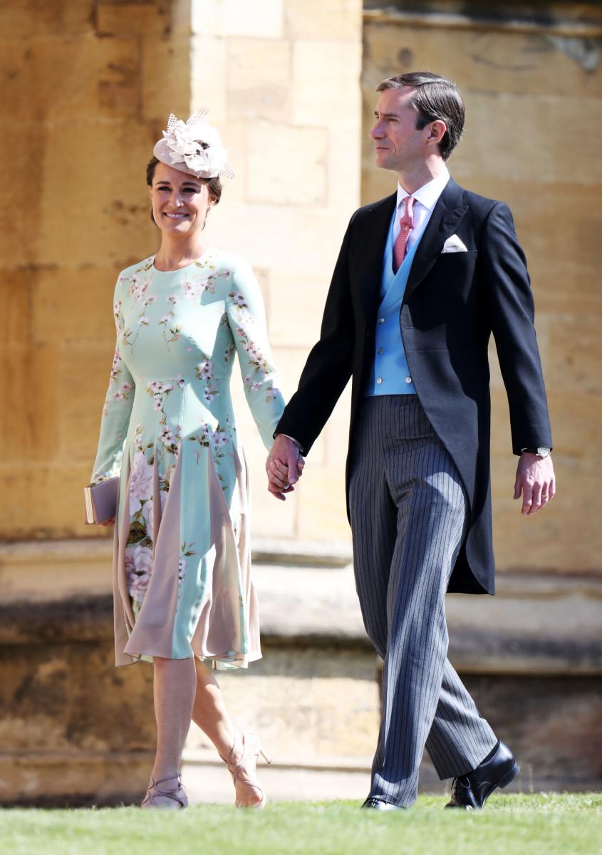 Prince harry meghan markle royal wedding pippa middleton 1