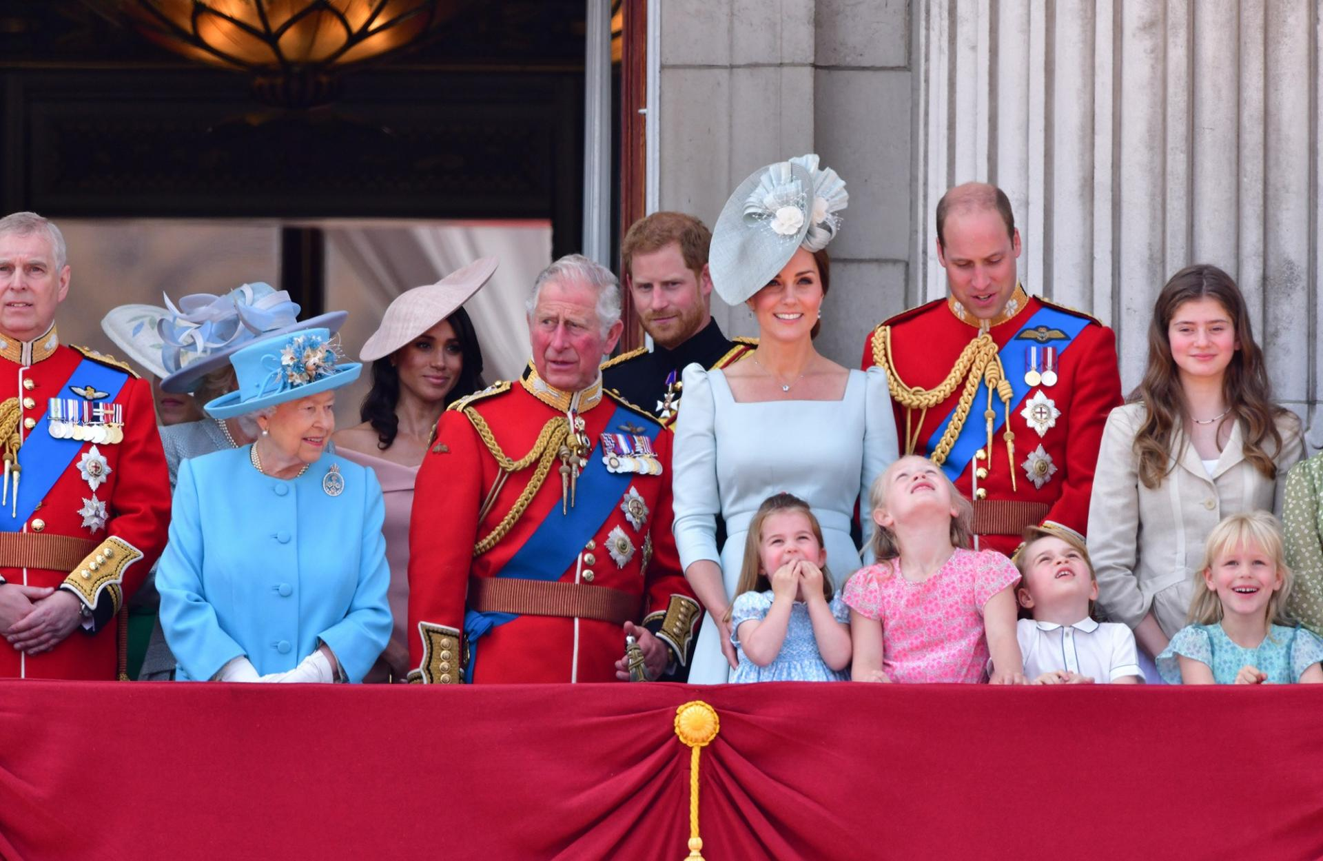 Royal family cost