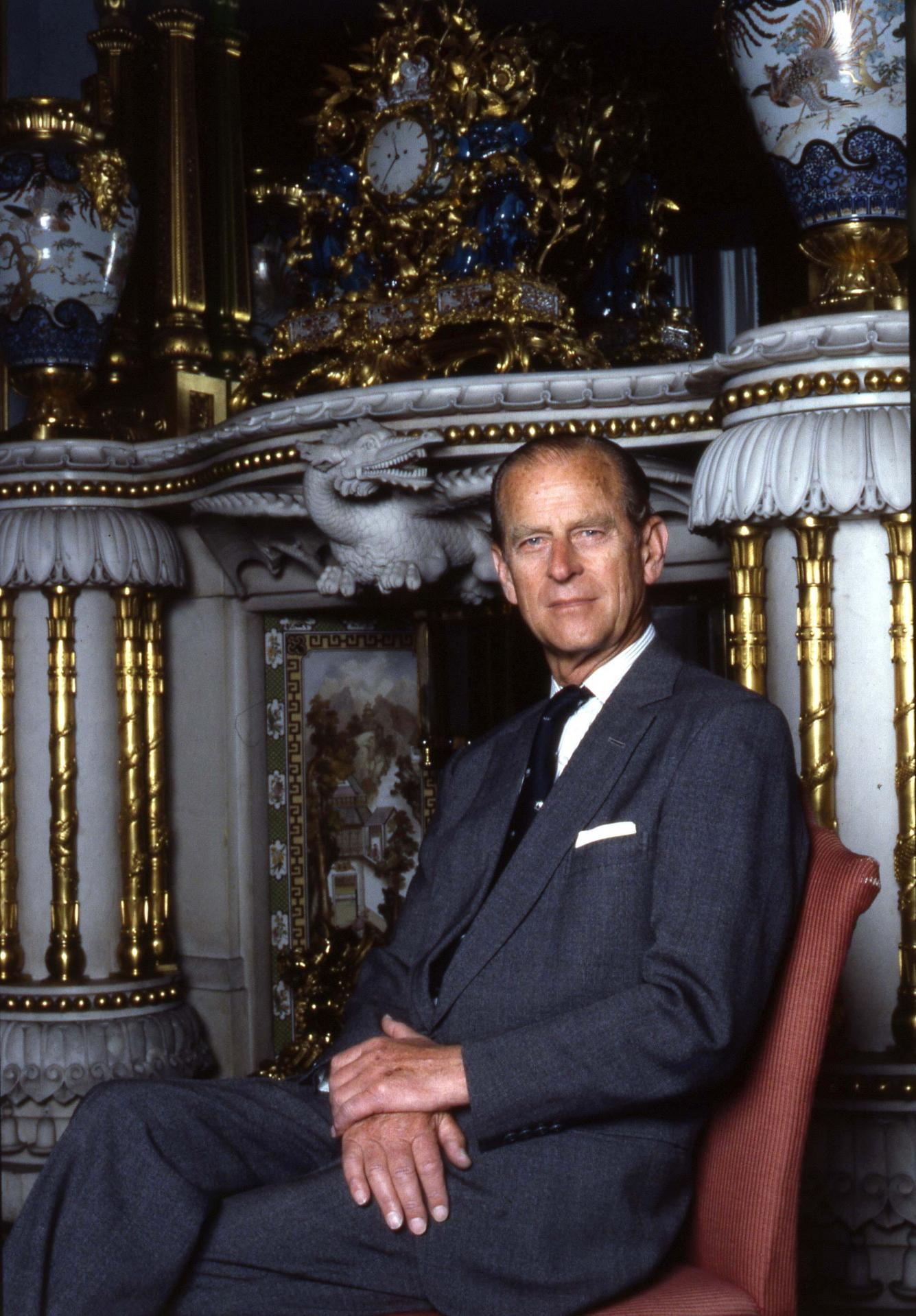 The duke of edinburgh 2