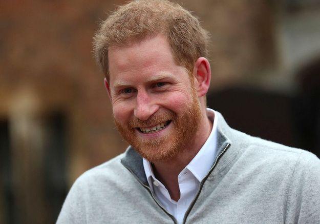 Video l emotion du prince harry qui annonce la naissance de son royal baby