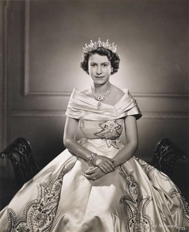 Yousuf karsh queen elizabeth ii