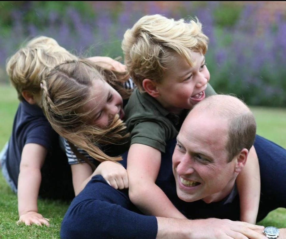 38 ans du prince William