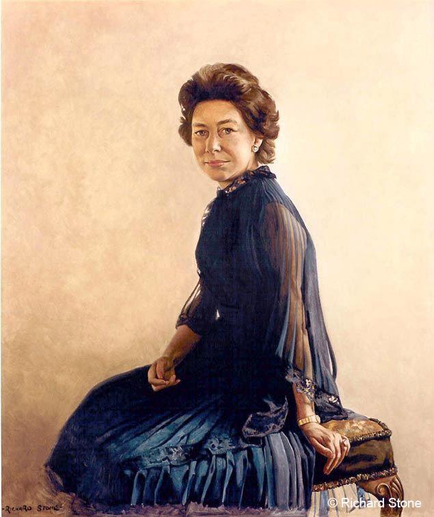 La princesse Margaret - 1981