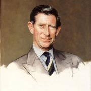 Le prince Charles - 2000