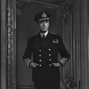 Lord Louis Mountbatten - 1943