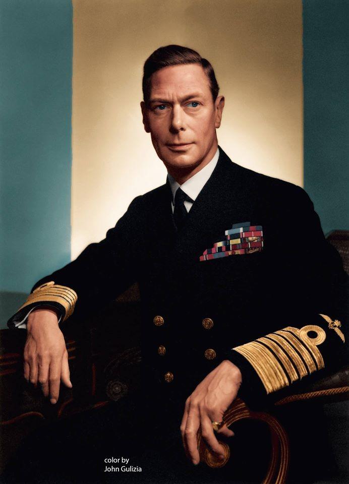 George VI par Yousuf Karsh