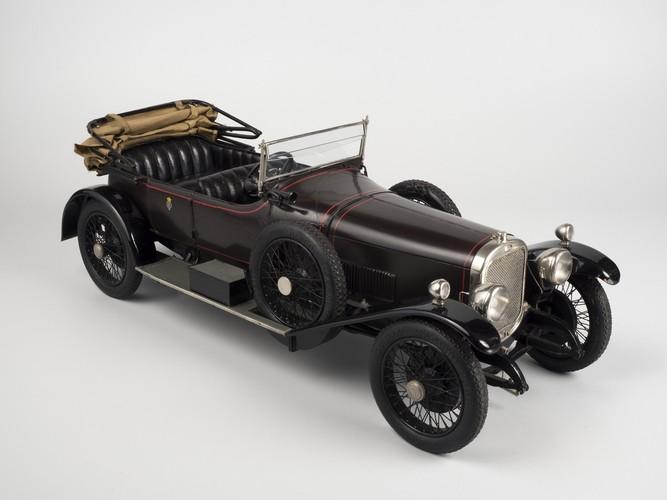 Limousine miniature