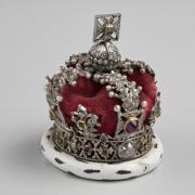 Couronne impériale d'Etat miniature