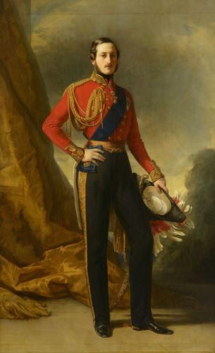 Prince Albert  -1845