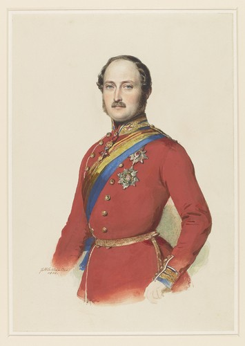 Prince Albert - 1855