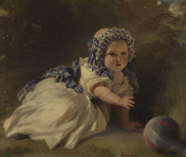 Prince Arthur - 1851