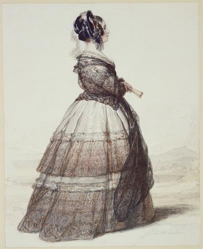 Duchesse de Kent - 1844