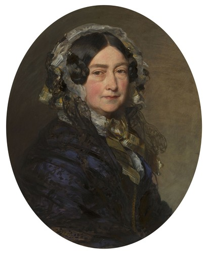 Duchesse de Kent - 1857