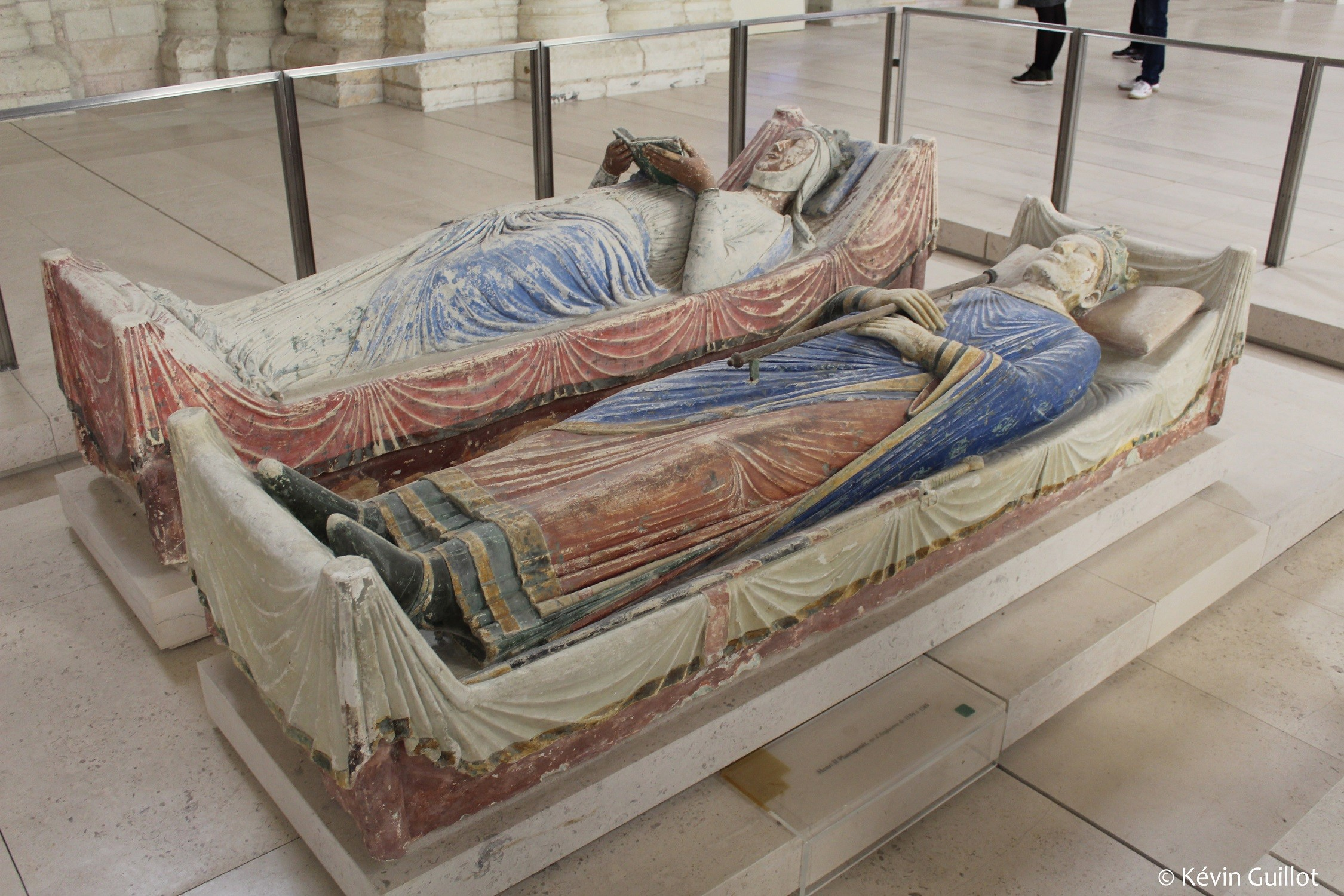 Aliénor et Henri II