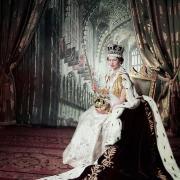 Elizabeth II par Cecil Beaton - 1953