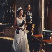 Elizabeth II, prince Philip - 1966