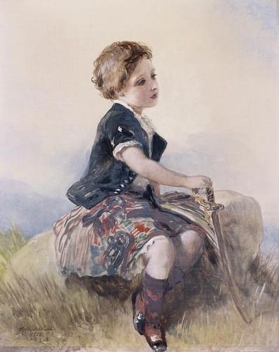 Prince Arthur - 1855