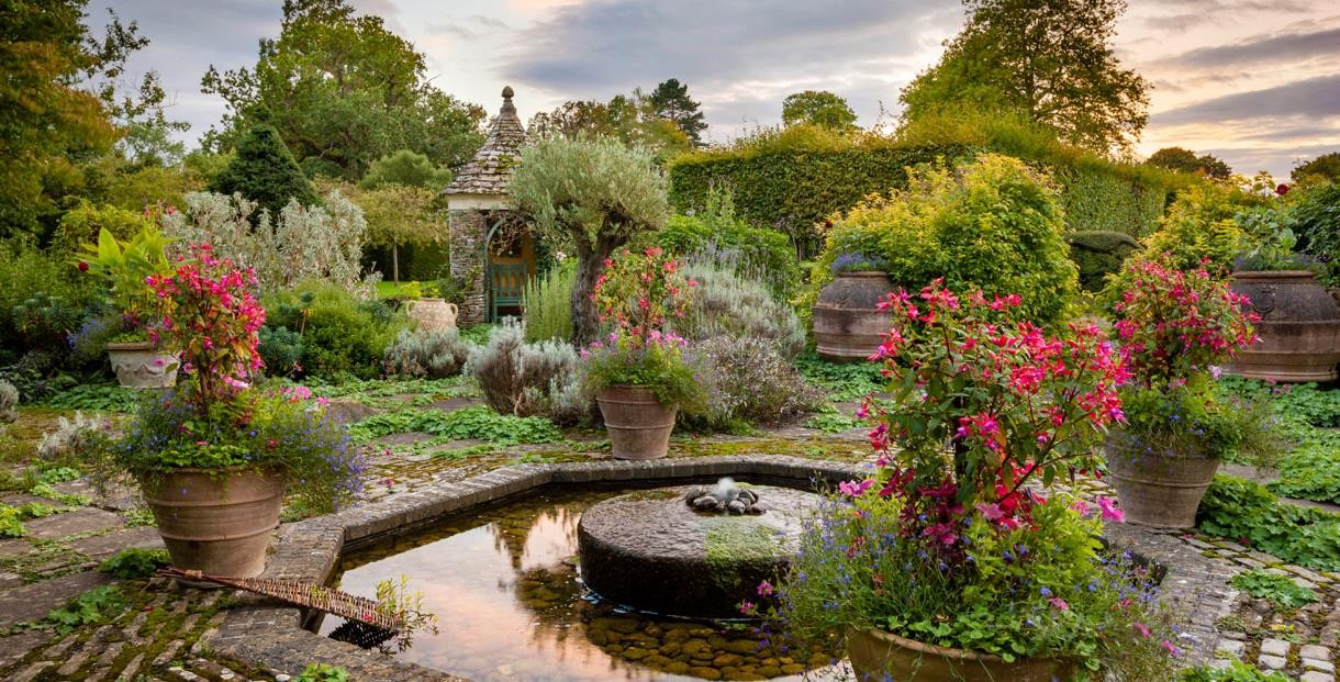 Jardins de Highgrove House