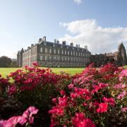 Jardins de Holyrood