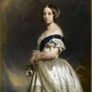 Reine Victoria (deuxième version) - 1842